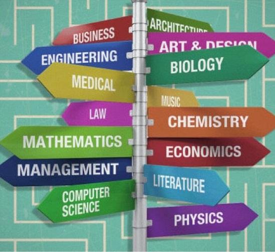 رشته های دانشگاهی استرالیا