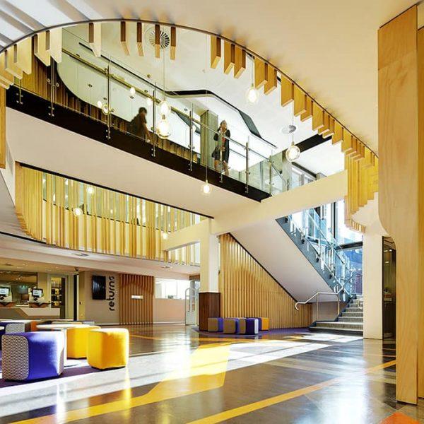 دانشگاه کرتین در استرالیا