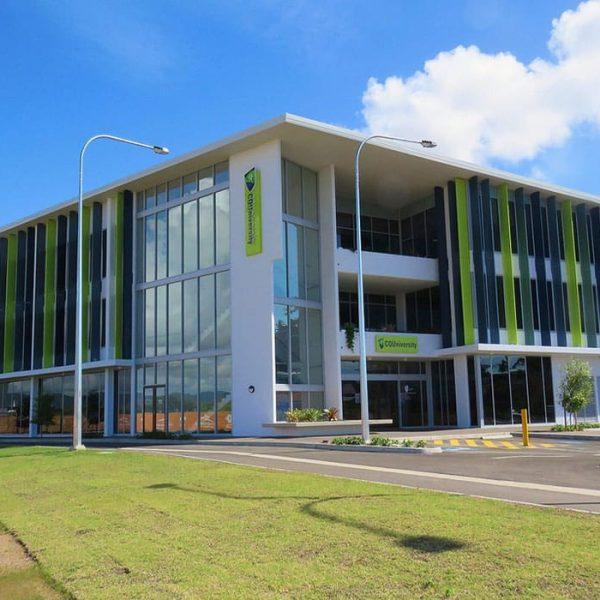تحصیل در دانشگاه کوئینزلند مرکزی