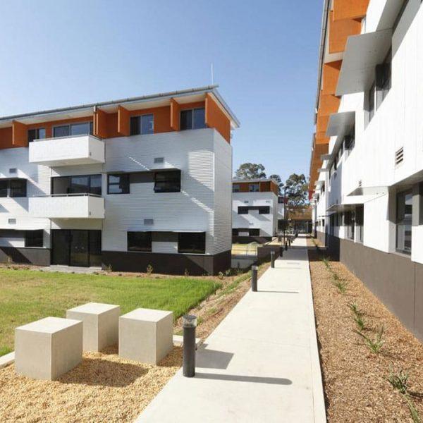 خوابگاه دانشگاه وسترن سیدنی