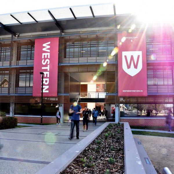 تحصیل در دانشگاه وسترن سیدنی