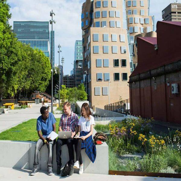 دانشگاه تکنولوژی سیدنی استرالیا
