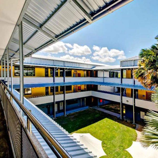 خوابگاه دانشگاه کوئینزلند مرکزی