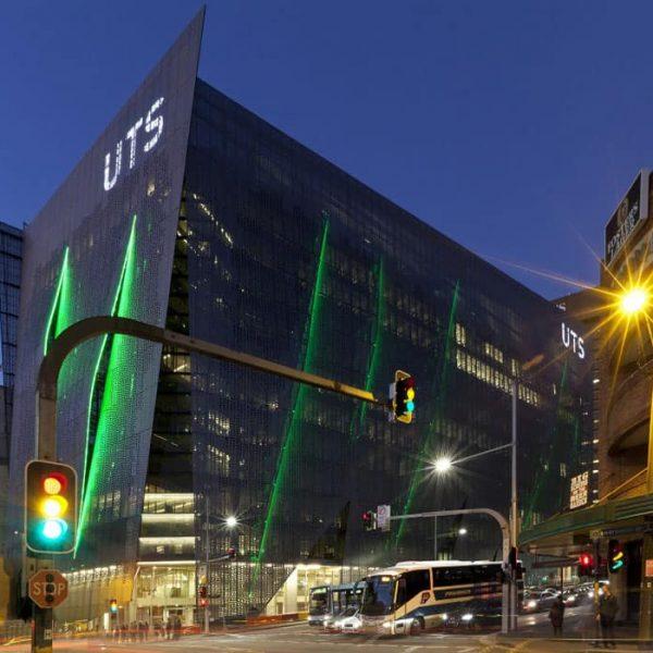 رتبه بندی دانشگاه فناوری سیدنی (UTS)
