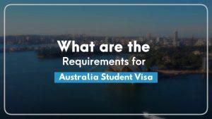 شرایط اخذ ویزای تحصیلی استرالیا
