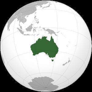 کد کشور استرالیا