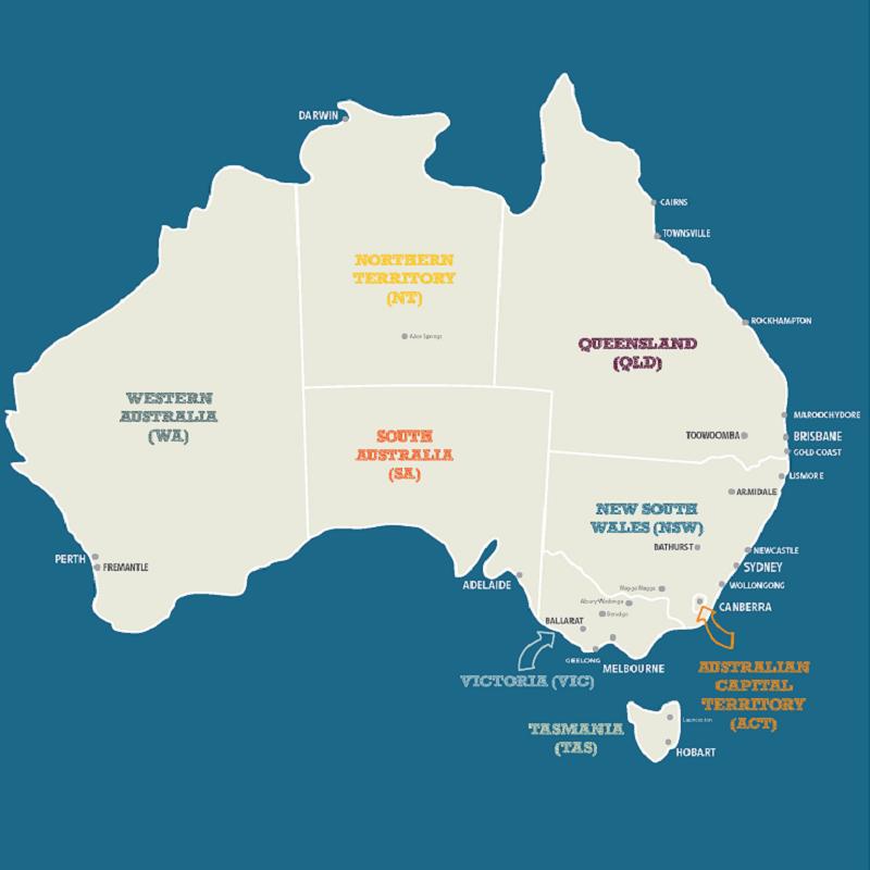 سایت دانشگاه های استرالیا