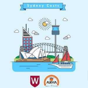 هزینه زندگی در سیدنی