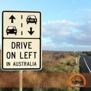 اجاره خودرو در استرالیا