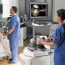 جراحی سرطان پروستات با استفاده از ربات