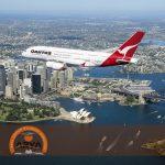 مدت زمان پرواز تهران به استرالیا