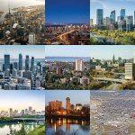 مقرون به صرفه ترین شهر های کانادا