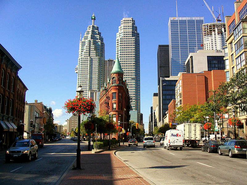 وضعیت شهر تورنتو
