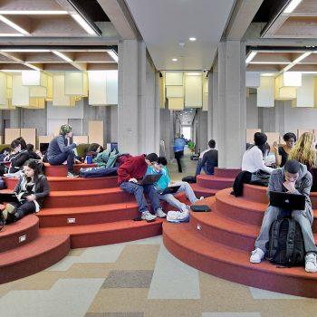 دانشگاه یورک-بخش آموزشی