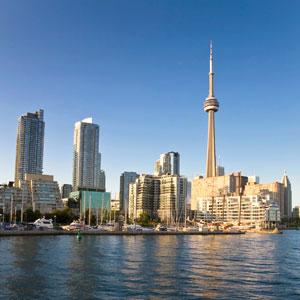 درباره تورنتو کانادا