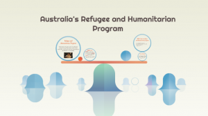 برنامۀ بشردوستانه و امور پناهجویان استرالیا چه برنامهای است؟