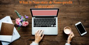دانشگاه غیرانتفاعی - غیردولتی چه دانشگاهی است؟