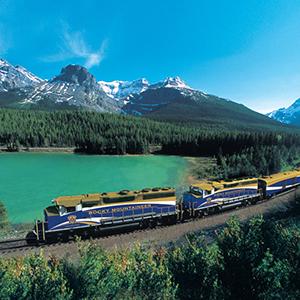 سفر با قطار در کانادا