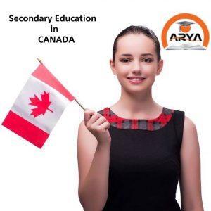 تحصیل در کانادا در مقطع دبیرستان