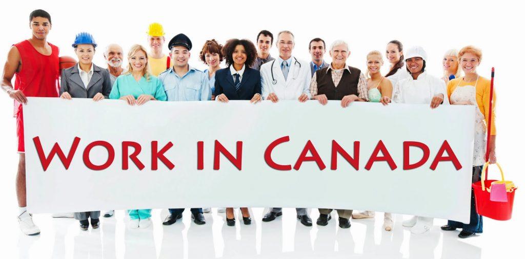 بهترین مکان برای کار در کانادا