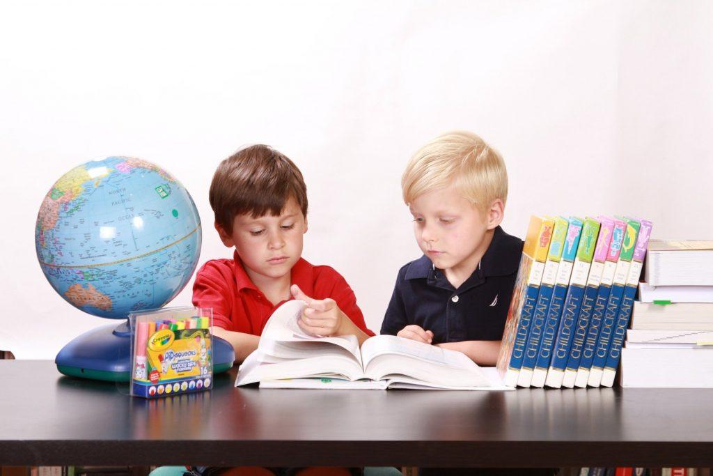 تحصیلات خود و فرزندان را در نظر بگیرید