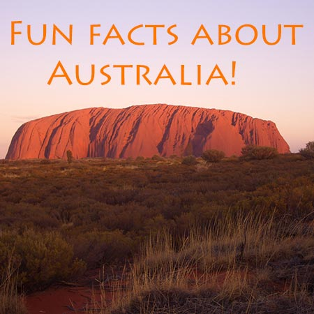 حقایقی جالب درباره استرالیا