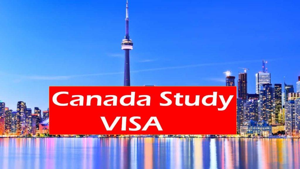 مدارک مورد نیاز برای دریافت ویزای تحصیلی کانادا