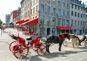 محلۀ مونترال قدیم (Old Montreal)