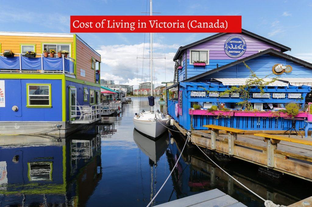 هزینه های زندگی در ویکتوریای کانادا
