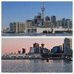 ونکوور بهتره یا تورنتو