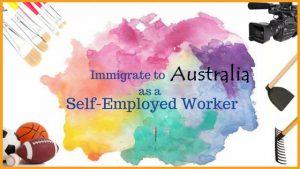 برای مهاجرت خوداشتغالی استرالیا به چه مدارکی نیاز است؟