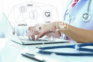 فرآیند رجیستریشن در سیستم پزشکی استرالیا