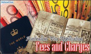 هزینههای مربوط به ارسال درخواست ویزا