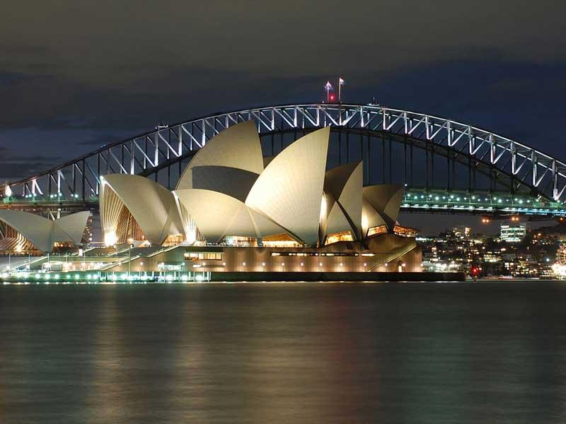شهر سیدنی برای تحصیل