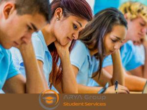 .یزای همراه دانش آموزی کانادا